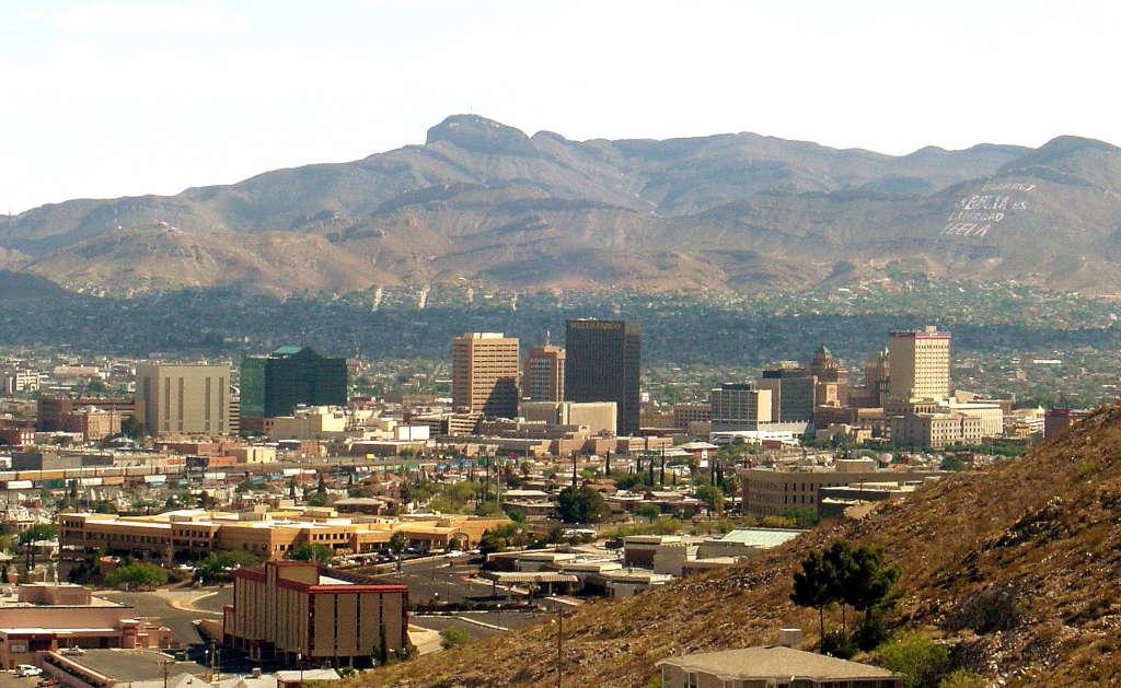 La Ville d'El Paso