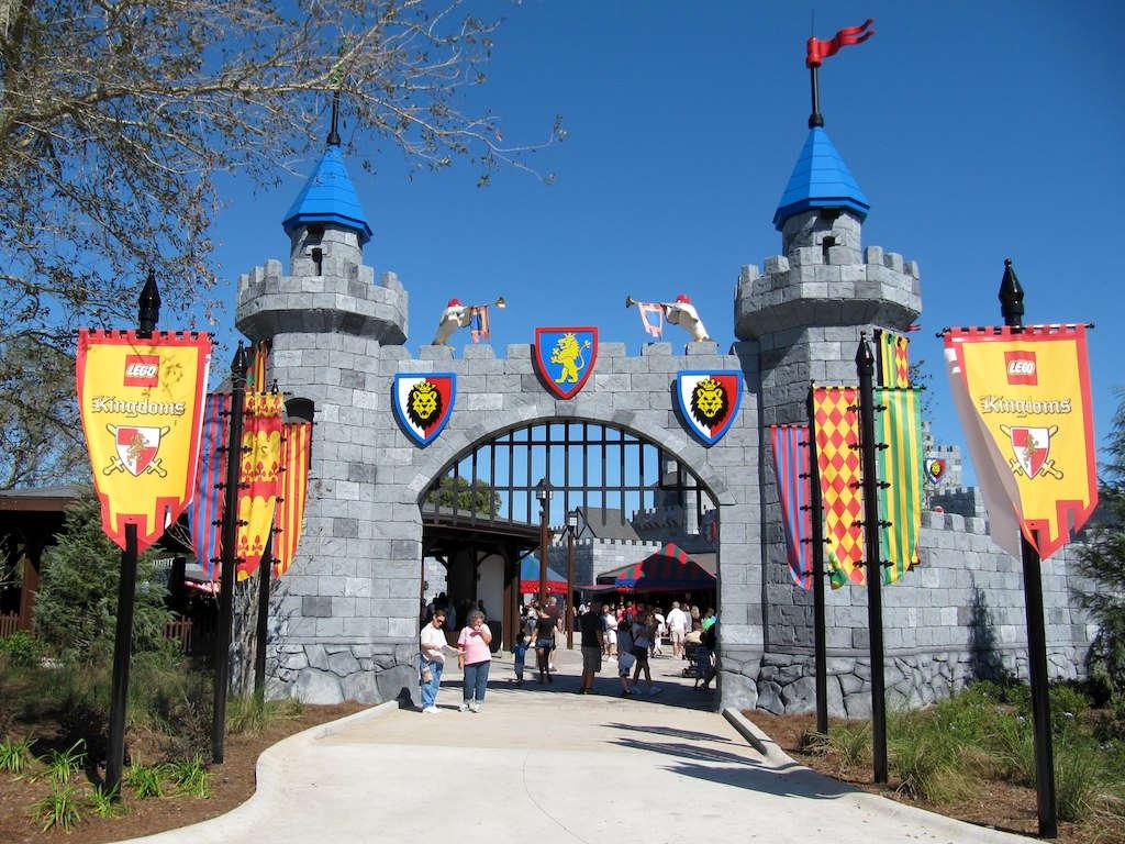Parc Legoland en Floride